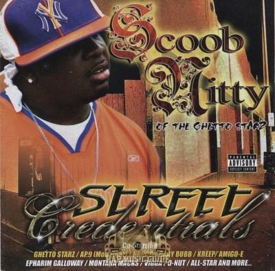 Scoob Nitty - Street Credentials