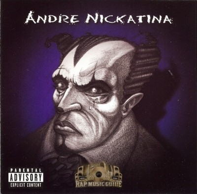 Andre Nickatina - Bullets, Blunts N Ah Big Bank Roll