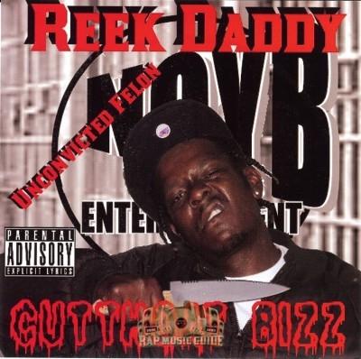 Reek Daddy - Cutthoat Bizz