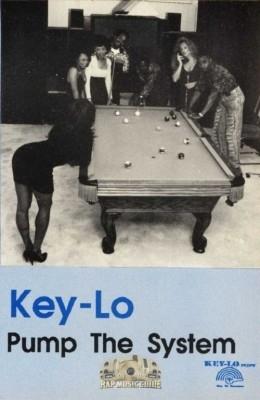 Key-Lo - Pump The System