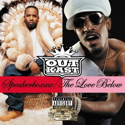 OutKast - Speakerboxxx/The Love Below