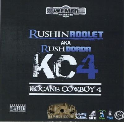 Rushin Roolet - Kocane Cowboy 4