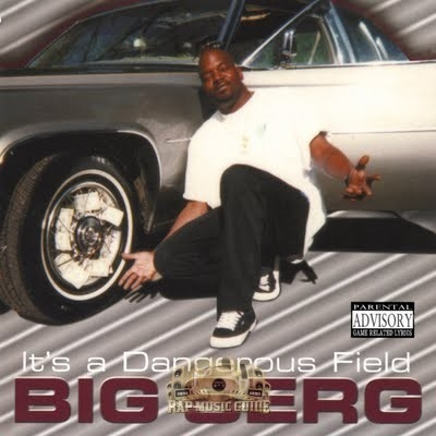Big Serg - It's A Dangerous Field