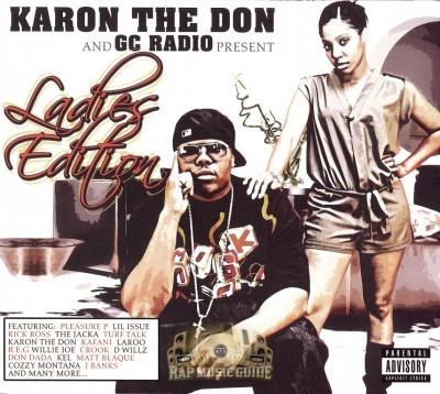 Karon The Don & GC Radio Present - Ladies Edition