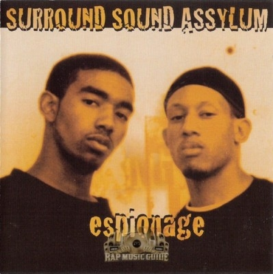 Surround Sound Assylum - Espionage