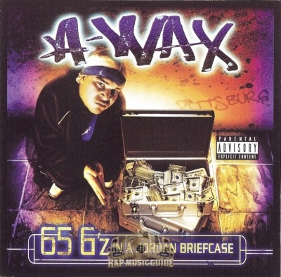 A-Wax - 65 G'z In A Jordan Briefcase