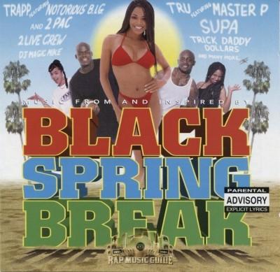 Black Spring Break - Movie Soundtrack