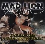 Mad Lion - Ghetto Gold & Platimun Respect