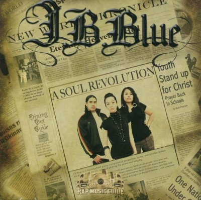 J.B. Blue - A Soul Revolution