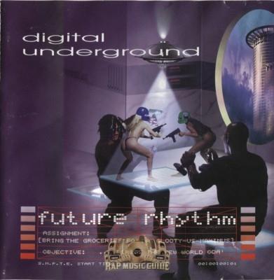 Digital Underground - Future Rhythm