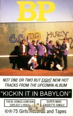 BP - Kickin It In Babylon