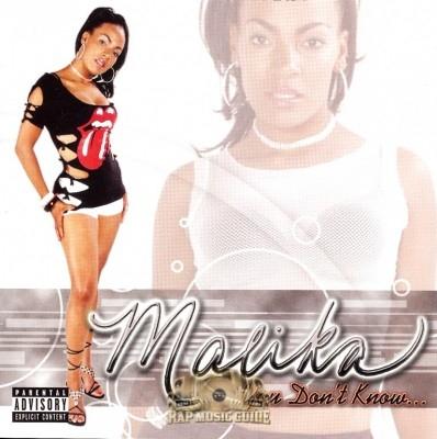 Malika - You Don't Know...