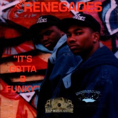 The Renegades - It's Gotta B Funky