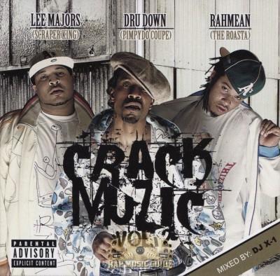 Lee Majors, Dru Down, Rahmean - Crack Muzic Vol. 2