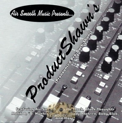 Various Artists - Air Smooth Presents Productshawn's