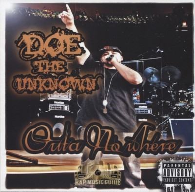Doe The Unknown - Outta No Where