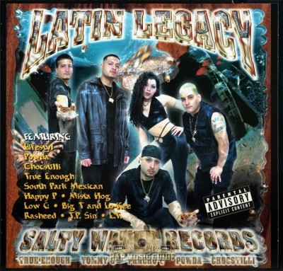 Latin Legacy - Latin Legacy