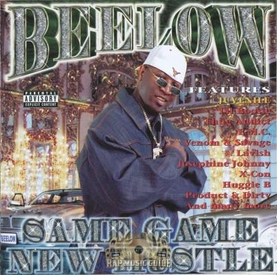 Beelow - Same Game New Hustle