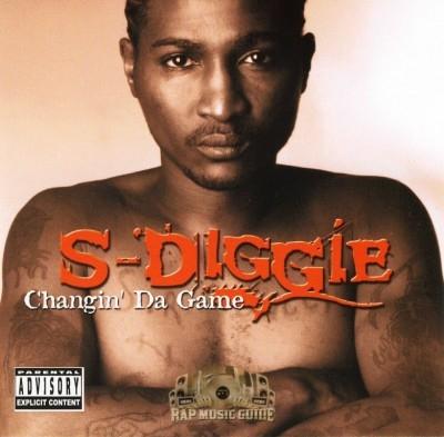 S-Diggie - Changin' Da Game