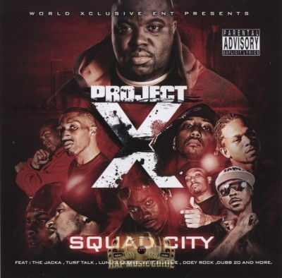 Project X - Squad City