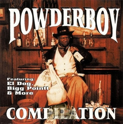 Powderboy Records - Powderboy Compilation