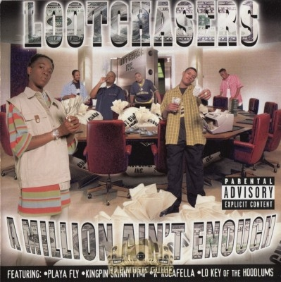 Lootchasers - A Million Ain't Enough