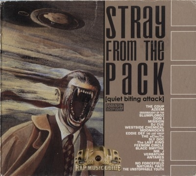 Various Artists - Stray From The Pack (Wuiet Biting Attack)