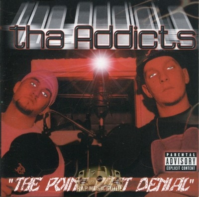 The Addicts - The Point Past Denial