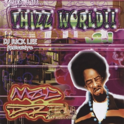 Mac Dre - Welcome To Thizz World V. 2.1