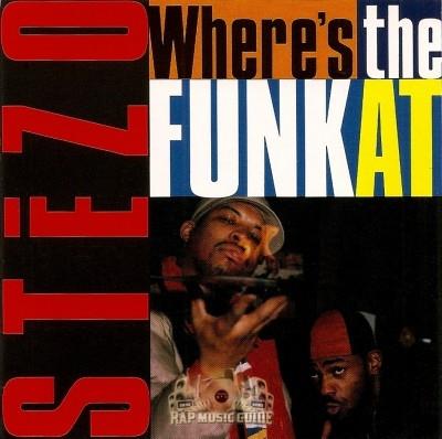 Stezo - Where's The Funk At