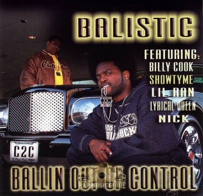 Balistic - Ballin Out Of Control