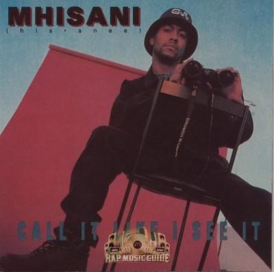 Mhisani - Call It Like I See It