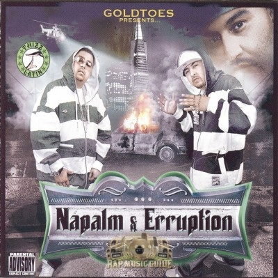Napalm & Erruption - Goldtoes Presents