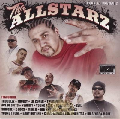 Troublez Presents - Tha Allstarz