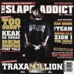 Traxamillion - The Slapp Addict