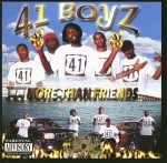 41 Boyz - More Than Friends