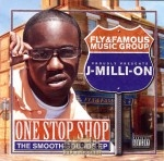J-Milli-On - One Stop Shop The Smooth Sounds EP