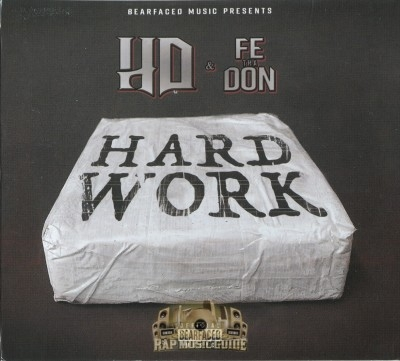 HD & Fe Tha Don - Hard Work