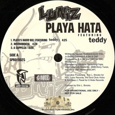 Luniz - Playa Hata