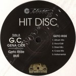 Gena Cide - Hit Disc