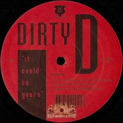 Dirty D - It Could Be Yours