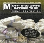 Mimani Records And Taloremade Music Present - Can't Stop What's Supposed To Be: Mimani Compilation
