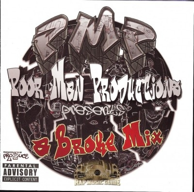 Poor Man Productions Presents - A Broke Mix