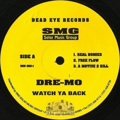 Dre-Mo - Watch Ya Back