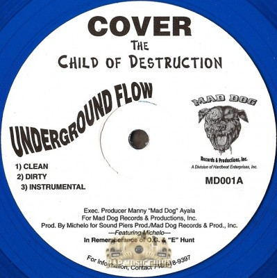 Cover - Underground Flow