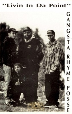 Gangsta Rhyme Posse - Livin In Da Point