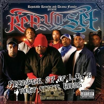 Bloods & Crips - Rep Yo Set