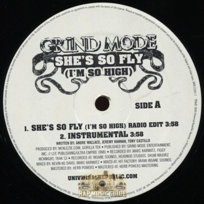 Grind Mode - She's So Fly