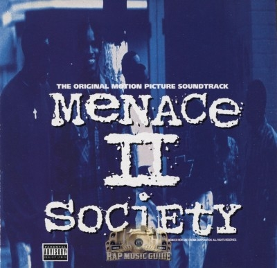 Menace II Society - The Original Motion Picture Soundtrack