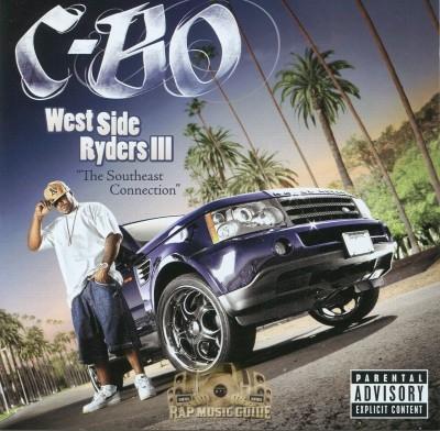 C-Bo - West Side Ryders III